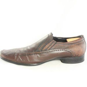 Kenneth Cole Reaction Shoes - KENNETH COLE REACTION Key Note Italian Loafers